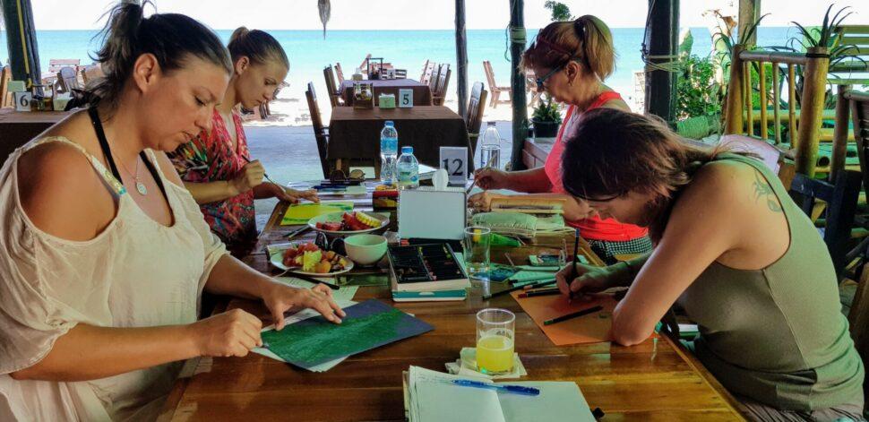 Tvorivý transformačný workshop